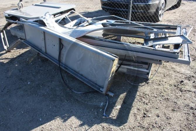 Отчет об оценке ущерба таксофонной кабины OPEN 01156-2.